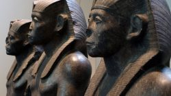 Большой египетский сфинкс: мифическое существо, описание