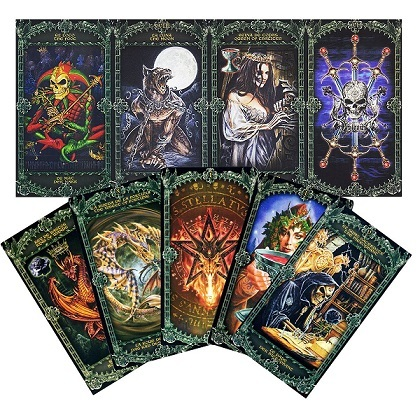 Магия Таро: белая или черная, ритуалы с картами