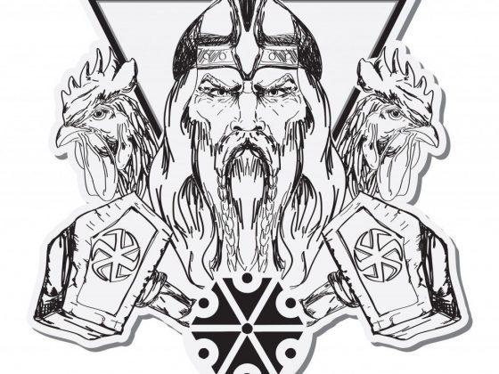 Обереги Перуна: щит, значение, славянские символы