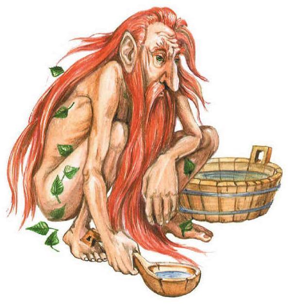 Банник (дух бани): кто такой, как выглядит, славянская мифология