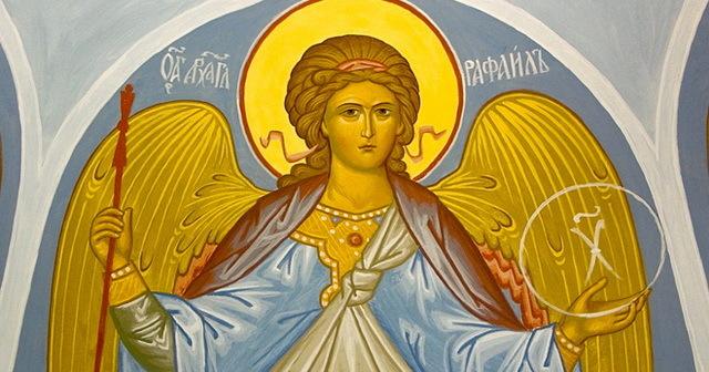Молитва Архангелу Рафаилу: об исцелении, женитьбе, здоровье