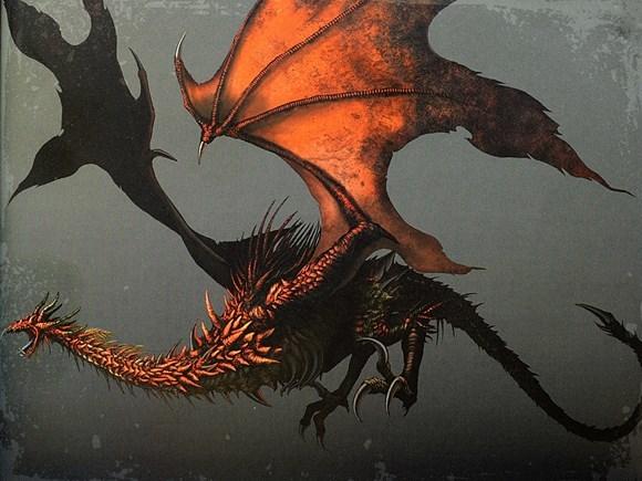 Виверна: кто это, чем отличается от дракона, как призвать