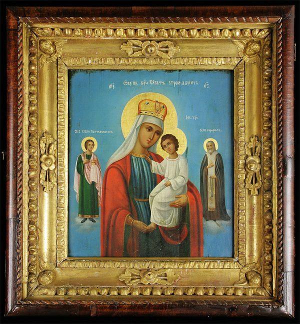 Молитва иконе Божьей Матери «Избавление от бед страждущих»: значение, в чем помогает