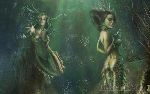 Существуют ли русалки: на самом деле, в реальной жизни, правда или миф