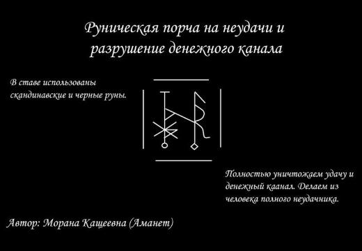 Иса Уруз Уруз Иса: руны и ставы для порчи на смерть (снятие, диагностика)