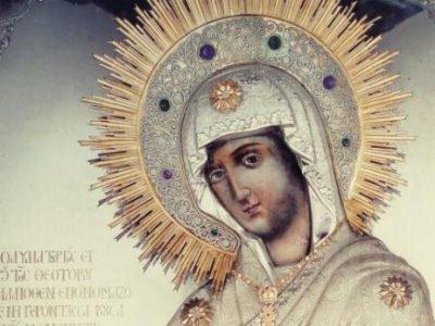 Молитва иконе Божьей Матери «Геронтисса»: на русском языке, о замужестве, в чем помогает