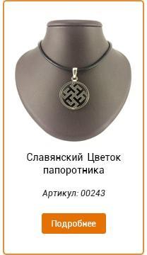 Цветок папоротника: славянский оберег, значение символа, свойства