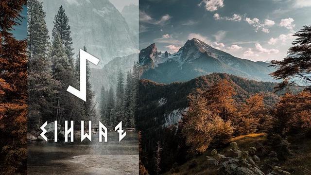 Руны стихий: Огня, Солнца, Воды, Земли, Воздуха и Времени, как выглядят и применяются