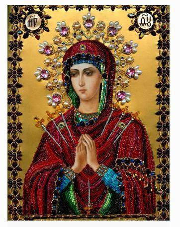 Икона от сглаза и порчи: название, семистрельная божьей матери, православная