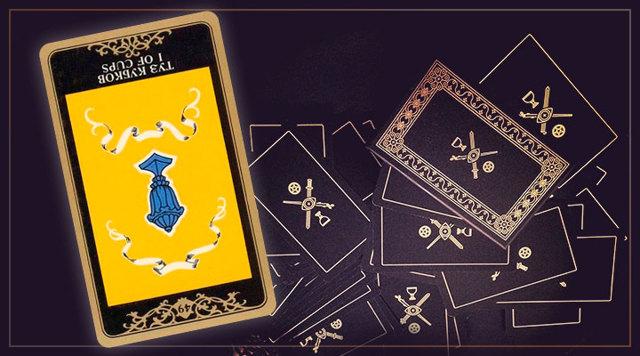 Туз Кубков (1 Чаш): значение аркана Таро, сочетания с другими картами, толкование в гаданиях и раскладах, перевернутый и прямой