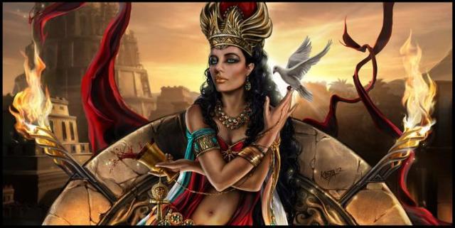 Астарта: богиня и демоница, кто такая, демонесса