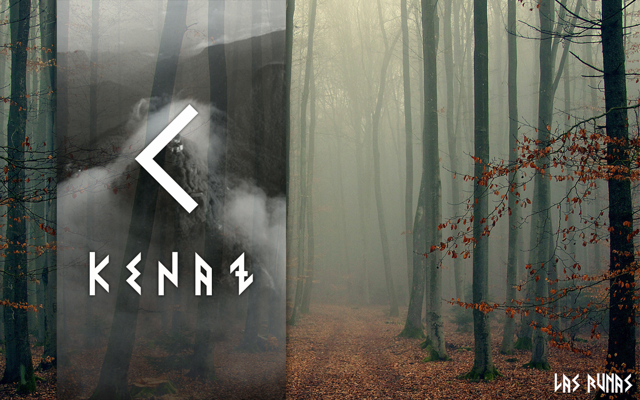 Руна Кано (Кеназ, Кен): значение в перевернутом положении, описание и толкование в любви и отношениях, символ для вдохновения и творчества