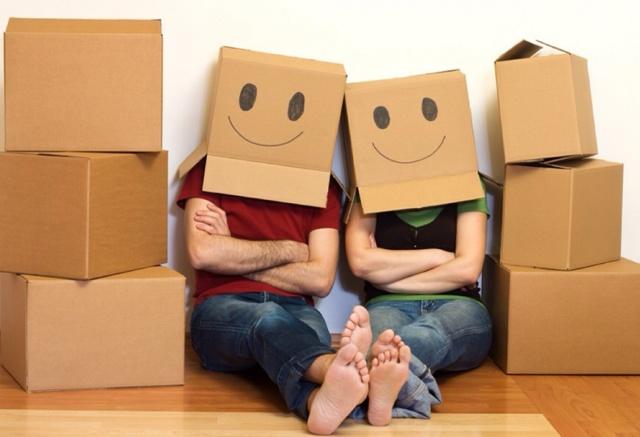 Переезд в новую квартиру, дом: приметы и обычаи