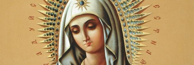 Молитва иконе Божьей Матери «Умиление»: значение, в чем помогает