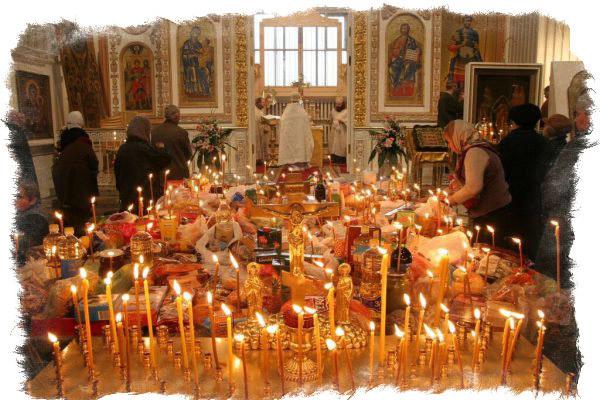 Молитва об усопших за упокой души: короткая, на русском языке, каждодневная