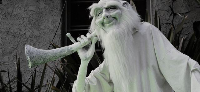 Близкая подруга стала злым призраком