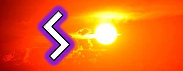 Руна Соулу (Солнца, Совило, Сол, Соль, Сигель): значение прямой и перевернутой, фото, описание и толкование в раскладах на любовь и отношения, талисман, тату