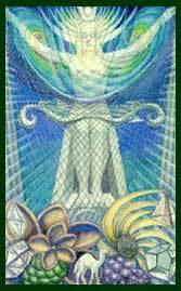 Верховная жрица Таро (2 аркан, Папесса, Монахиня): значения и сочетания с другими картами, в отношениях и любви, перевернутый и прямой в раскладах, описание и толкование