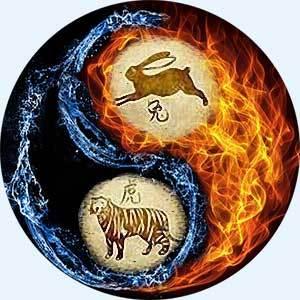 Тигр и Кролик: совместимость в любви и браке по гороскопу