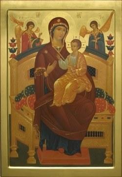 Молитви от рака (при онкологии): Всецарице, за больного родственника, у иконы Божией Матери