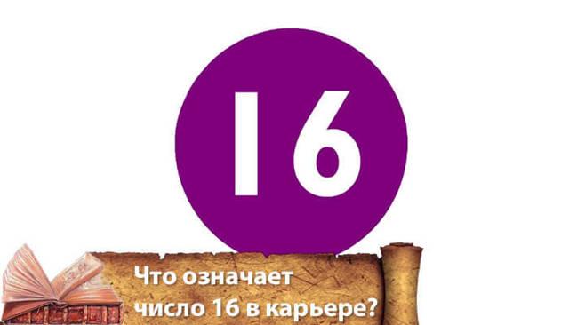 Число 16: что обозначает в нумерологии?