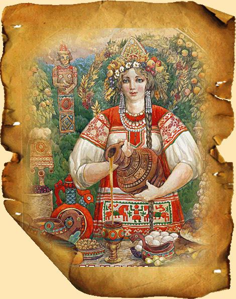 Оберег Макошь: славянской богини, значение, описание