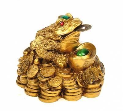 Денежная лягушка: как правильно использовать, с монеткой, куда ставить