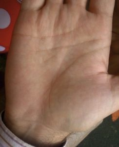 Отсутствует линия судьбы на руке: значение, причины, хиромантия