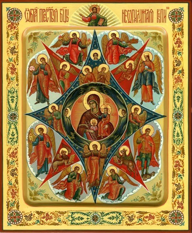 Молитва иконе Божьей Матери «Неопалимая Купина»: значение, от пожара, в чем помогает
