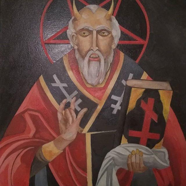 Абара: значение слова, церковный бес