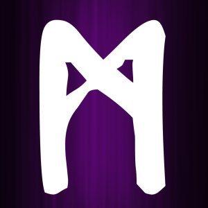 Руна Манназ (Мадр, Ман): значение в перевернутом положение, описание и толкование