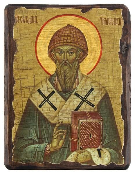 Молитва Спиридону Тримифунтскому: о деньгах, работе, благополучии