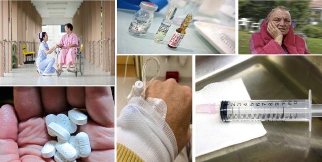 Молитва Матроне Московской о здоровье и исцелении больного: себя, близкого человека, мужа
