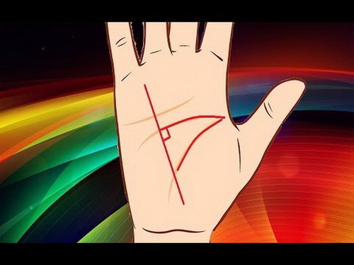 Денежный треугольник на ладони: хиромантия, знаки богатства, коррекция