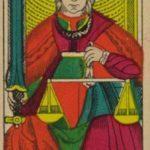 8 Мечей (Восьмерка Клинков, Шпаг): значение аркана Таро, сочетания с другими картами, толкование в гаданиях и раскладах, перевернутая и прямая