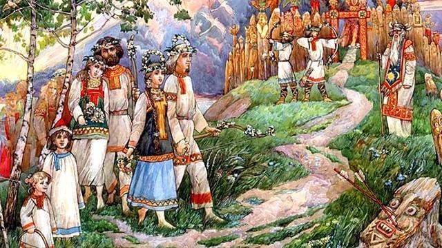 Молитва благословения на свадьбу (брак): детей, сына, дочь