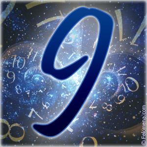 Число рождения 9 в нумерологии, значение