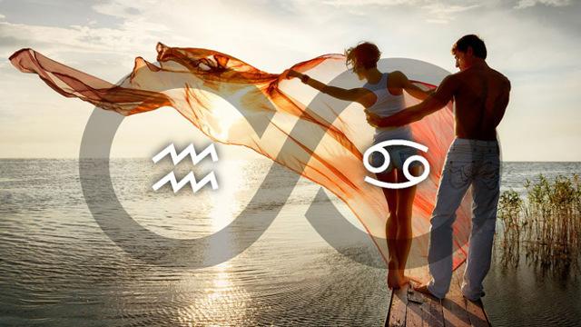 Водолей: совместимость с другими знаками, любовь