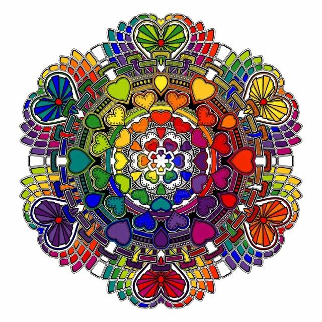 Мандала: что это такое, значение узоров и фигур в изображениях разных видов, для чего нужны и как использовать символы, 30 шаблонов для раскрашивания