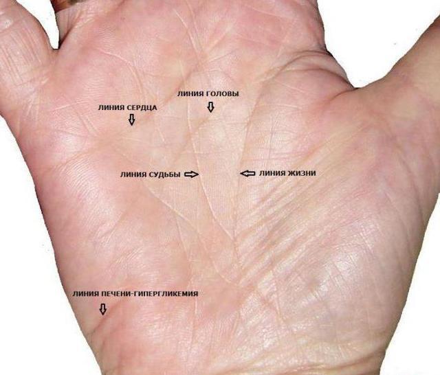 Знак (линия) смерти на руке: как выглядит, хиромантия, где найти