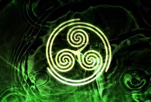 Триксель (Трикселион): значение амулета, описание, древний знак