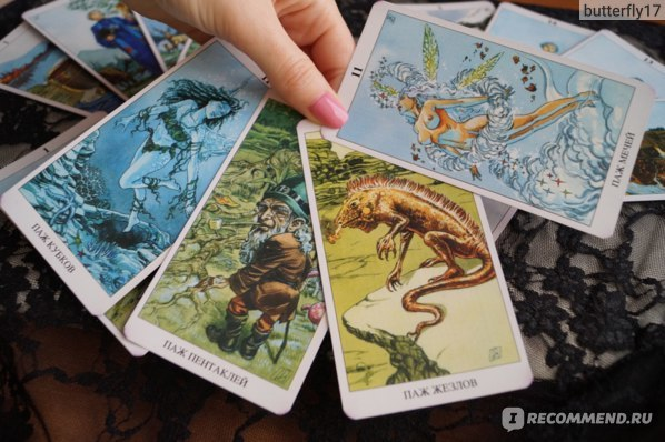 Языческое Таро Белой и Черной Магии: значения карт, галерея, сочетания и толкования в раскладах