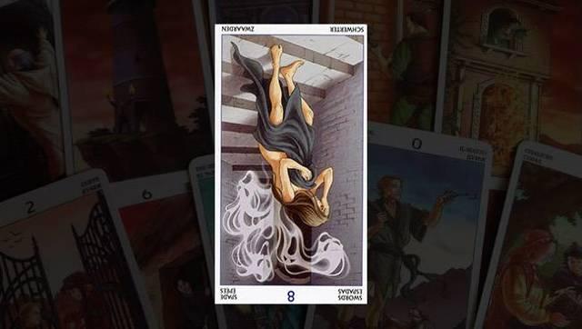 Таро 78 дверей: галерея, значения карт, сочетания и толкования в раскладах