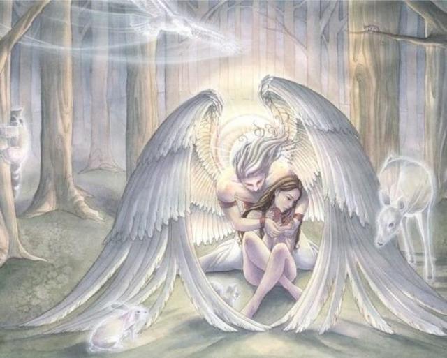 Нерожденный близнец стал Ангелом Хранителем