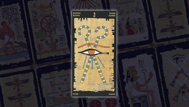 Египетское Таро: значения карт, галерея арканов, сочетания и толкования в раскладах