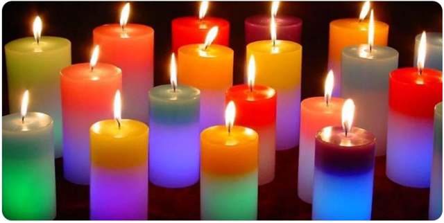 Заговоры при отливке на воск: красную свечу, на любовь, оберег