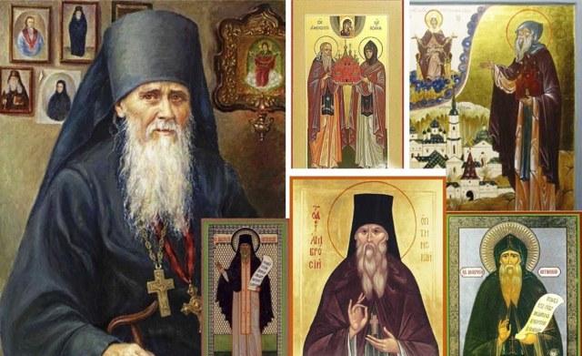 Молитва преподобному Амвросию Оптинскому: об исцелении, детях
