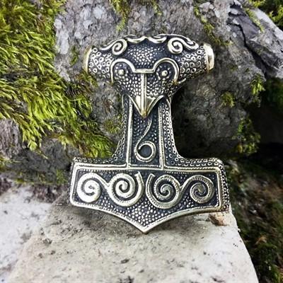 Молот Тора (Мьельнир): амулет, значение у славян, что это такое
