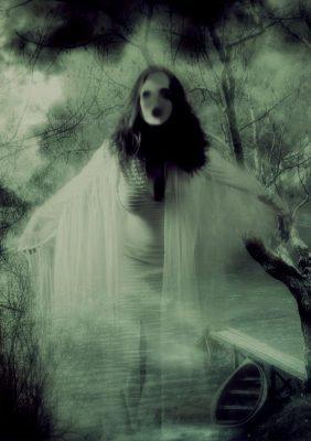 Призрак: как вызвать, легенды, как выглядит