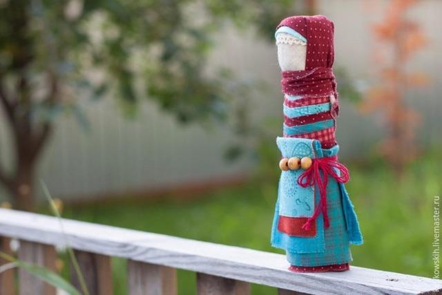 Кукла Берегиня: значение, оберег, как сделать своими руками